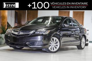 Used 2016 Acura ILX * SUNROOF * LED LIGHTING * CERTIFIED for sale in Montréal, QC