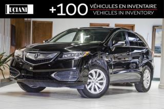 Used 2017 Acura RDX * TECHNOLOGIE * CERTIFIED * WARRANTY 7 YEARS * for sale in Montréal, QC