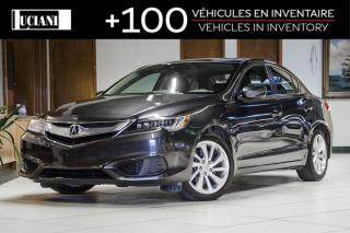 Used 2016 Acura ILX * PRENIUM * CAMERA * BLIND SPOT * CERTIFIED * for sale in Montréal, QC
