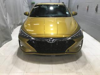 Used 2019 Hyundai Elantra Sport for sale in Leduc, AB