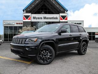Used 2020 Jeep Grand Cherokee Altitude  - Navigation for sale in Ottawa, ON