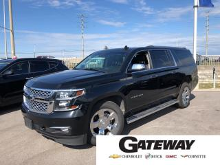 Used 2017 Chevrolet Suburban Premier|Navi|HUD|Vented Seats|22-Inch| for sale in Brampton, ON