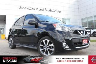 Used 2017 Nissan Micra One owner accident free trade. Nissan certified preowned! for sale in Toronto, ON