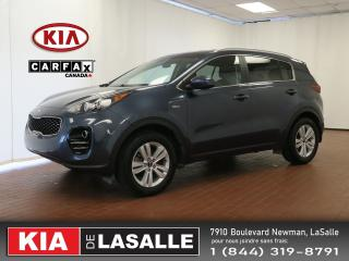 Used 2018 Kia Sportage LX AWD // Camera // Bluetooth // Sieges chauffants for sale in Montréal, QC