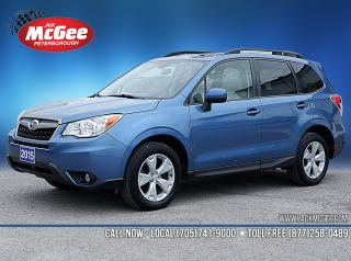 Used 2015 Subaru Forester 2.0xt Tourisme for sale in Peterborough, ON