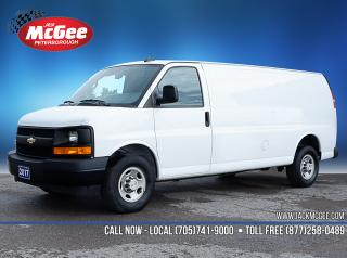 Used 2017 Chevrolet Express 2500 1WT for sale in Peterborough, ON