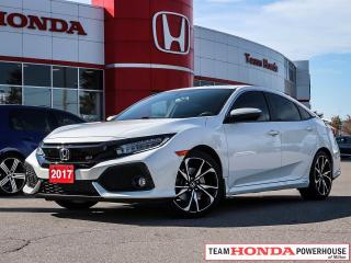Used 2017 Honda Civic SI for sale in Milton, ON