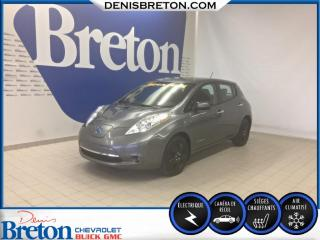 Used 2015 Nissan Leaf for sale in St-Eustache, QC