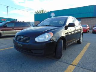 Used 2010 Hyundai Accent Berline 4 portes, boîte automatique - L for sale in St-Eustache, QC