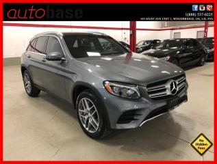 Used 2017 Mercedes-Benz GL-Class GLC300 4MATIC SPORT PREMIUM PLUS LED LIGHTING 360 CAM for sale in Vaughan, ON