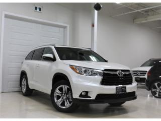 Used 2015 Toyota Highlander AWD 4DR LIMITED for sale in North York, ON
