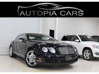 Used 2007 Bentley Continental GT MULLINER PKG 522 HP AWD for sale in North York, ON