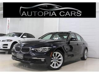 Used 2016 BMW 3 Series 4dr Sdn 328i xDrive AWD for sale in North York, ON