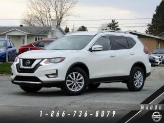 Used 2019 Nissan Rogue SV AWD + CAMÉRA + GARANTIE + CLIMATISEUR for sale in Magog, QC