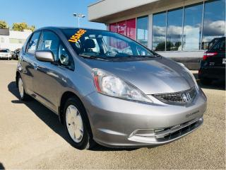 Used 2010 Honda Fit LX,AUTOMATIQUE,A/C for sale in Lévis, QC