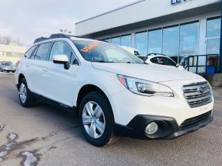 Used 2016 Subaru Outback 2.5i for sale in Lévis, QC