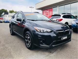 Used 2018 Subaru XV Crosstrek Convenience for sale in Lévis, QC