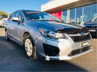 Used 2014 Subaru Impreza 2.0i for sale in Lévis, QC
