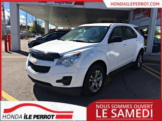 Used 2012 Chevrolet Equinox Traction avant 4 portes LS , superbe con for sale in Île-Perrot, QC