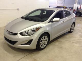Used 2015 Hyundai Elantra GL AC for sale in Longueuil, QC