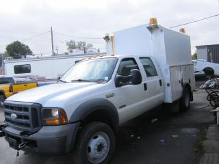 Used 2005 Ford F-450 4x4 diesel 4 door duly for sale in North York, ON