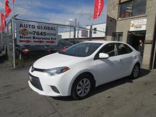 Used 2016 Toyota Corolla LE ECO berline 4 portes CVT A/C Camera R for sale in Montréal, QC