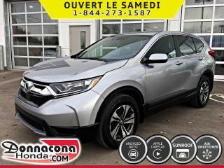 Used 2017 Honda CR-V LX AWD *GARANTIE 10 ANS/200 000KM* for sale in Donnacona, QC