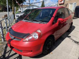 Used 2007 Honda Fit Hachback vitres electriques for sale in Pointe-Aux-Trembles, QC