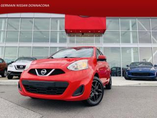 Used 2015 Nissan Micra SV AUTO *** 48$ / SEMAINE *** for sale in Donnacona, QC