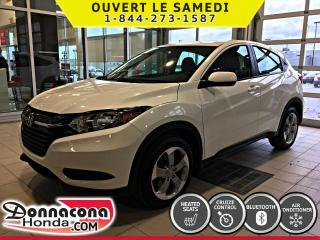Used 2017 Honda HR-V LX *GARANTIE 10 ANS/200 000 KM* for sale in Donnacona, QC