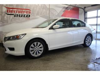 Used 2015 Honda Accord LX for sale in Lévis, QC
