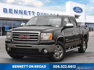 Used 2012 GMC Sierra 1500 SLT for sale in Regina, SK