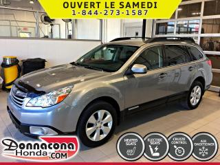 Used 2011 Subaru Outback 2.5i * AWD* AIR, CRUISE, MAGS. for sale in Donnacona, QC