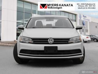 Used 2015 Volkswagen Jetta Trendline plus 2.0 5sp for sale in Kanata, ON