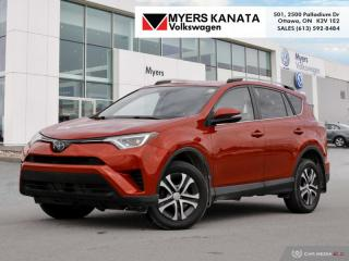 Used 2017 Toyota RAV4 AWD LE  - Heated Seats -  Bluetooth for sale in Kanata, ON