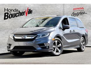 Used 2018 Honda Odyssey EX-L w/Navi 8 Passagers TRÈS équipé for sale in Boucherville, QC