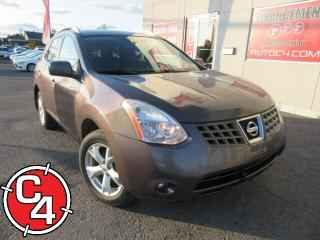 Used 2008 Nissan Rogue SL  AWD MAG TOIT A/C GR ÉLECT BLUETOOTH for sale in St-Jérôme, QC