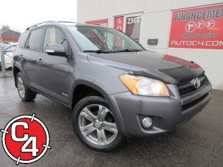 Used 2011 Toyota RAV4 SPORT TOIT AWD MAG for sale in St-Jérôme, QC