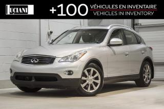 Used 2010 Infiniti EX35 AWD JOURNEY !! BAS KILO !! for sale in Montréal, QC