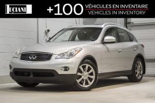 Used 2010 Infiniti EX35 AWD JOURNEY !! BAS KILO !! for sale in Montréal, QC