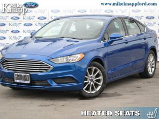 Used 2017 Ford Fusion SE for sale in Welland, ON