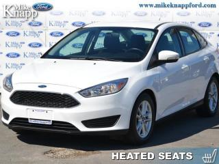 Used 2015 Ford Focus SE  - Bluetooth -  SYNC - Low Mileage for sale in Welland, ON