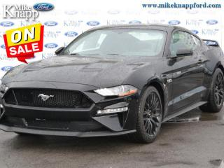 New 2020 Ford Mustang GT Premium Fastback  -Enhanced Security for sale in Welland, ON