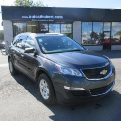 Used 2014 Chevrolet Traverse LS ** 8 PLACES ** for sale in St-Hubert, QC