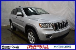 Used 2013 Jeep Grand Cherokee Laredo +Toit Pano, Cuir, Aucun Carfax+ for sale in Cowansville, QC