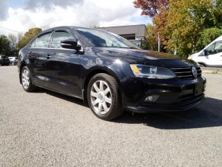 Used 2015 Volkswagen Jetta TDI Comfortline TOIT MAGS A/C CRUISE 6 VITESSE for sale in St-Eustache, QC