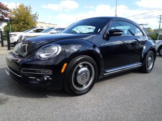 Used 2018 Volkswagen Beetle Coast APPLE CARPLAY CAMERA FENDER AUTOMATIQUE for sale in St-Eustache, QC