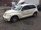 Photo of White 2008 Chrysler PT Cruiser