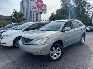 Used 2007 Lexus RX 350 4x4 for sale in Cambridge, ON