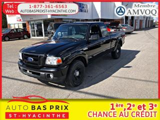 Used 2010 Ford Ranger for sale in St-Hyacinthe, QC